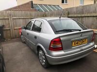 Automatic Vauxhall Astra 1.6 petrol