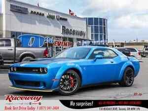 2018 Dodge Challenger ***SRT Hellcat | 6.2L SUPERCHARGED HEMI |