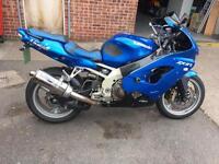 Kawasaki zx9r 1998