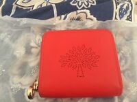 Genuine mulberry purse