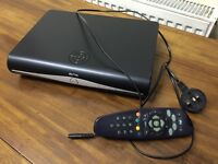 Sky Plus HD box.