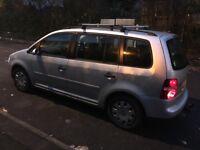 Volkswagen touran tdi diesel 1.9 6 speed 7 seater
