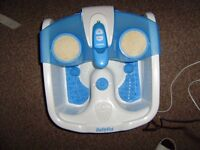 Foot spa, perfect condition and working order