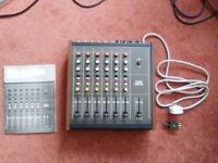TEAC Model 2A Audio Mixer Amazing Condition Original Manual Included