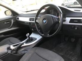 2011 (Jan 60) BMW 2.0 318D ES TOURING - Estate 5 Doors - DIESEL - Manual - BLACK *MOT/SERVICE/PX WE