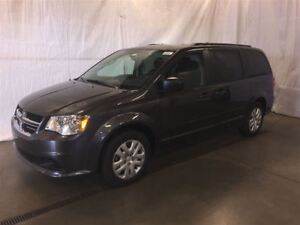 2017 Dodge Grand Caravan SXT +Stow'n Go, Bluetooth+