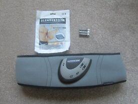 Unisex Slenderton Abs Toning Belt