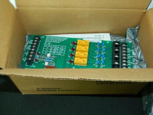NEW OPEN BOX LANDIS GYR SIEMENS 535-250 MPU TERMINATION BOARD