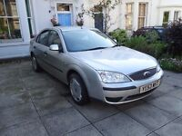 Ford Mondeo Hatchback 1.8 LX , 2004, LOW Mileage, New MOT, Excellent condition, New Tires