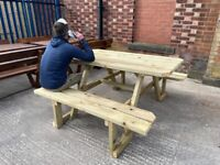 Garden bench/ patio furniture