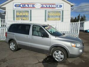 2008 Pontiac Montana SV6 7 PASS. AIR!! POWER WINDOWS!! CRUISE!!
