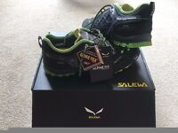 Salewa Firetail EVO Gore-tex Mens size 10UK approach shoe, Salomon, Scarpa,