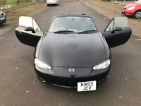 MAZDA MX-5 1.8LCONVERTIBLE (black) 2004