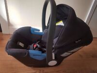 Silver Cross Baby Car Seat Very Good Condition