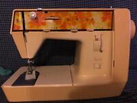 Singer scarlet sewing machine