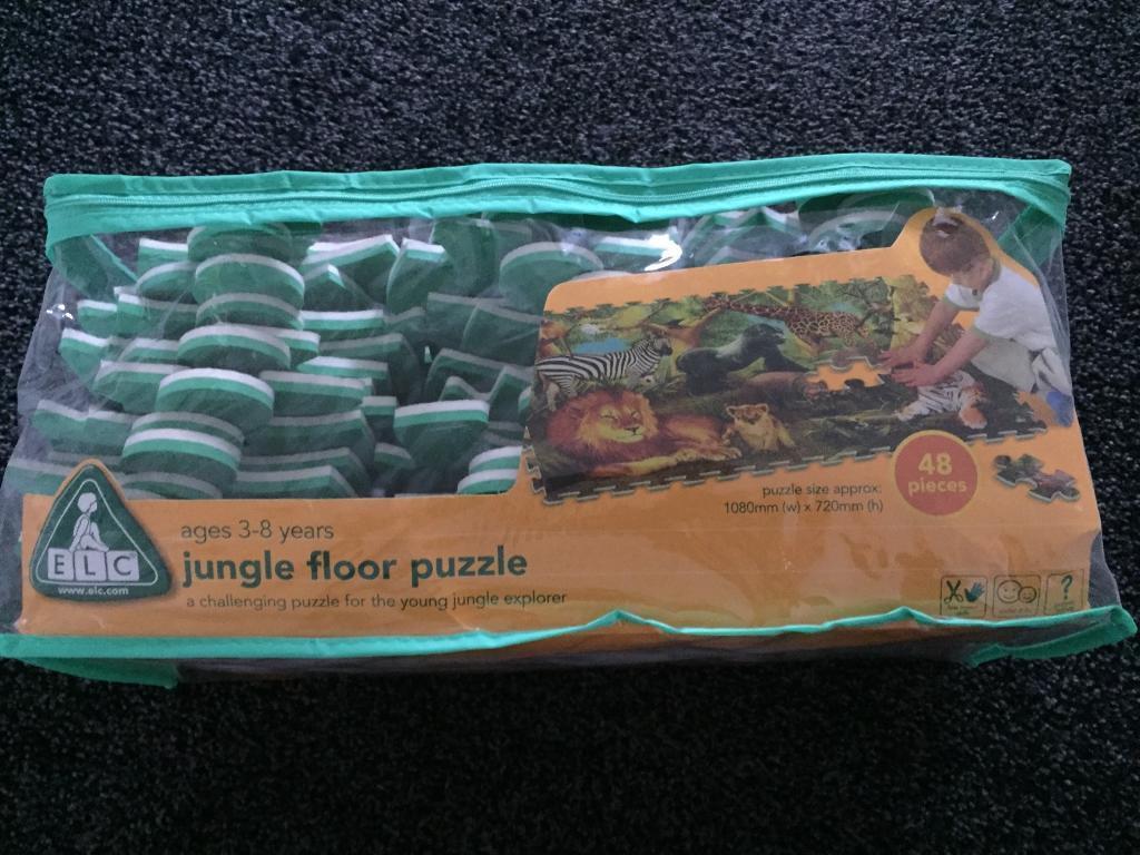 ELC Jungle foam floor puzzle