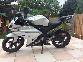 Yamaha R125 2011