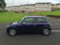 Mini One. Ready to go. Price reduced.