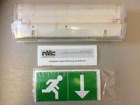 Emergency/Exit Light Fitting