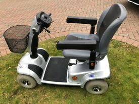 Mobility scooter, very good condition, together with charger, study vehicle