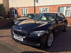 BMW 730D SE LUXURY SPORT EDITION 3.0 4dr