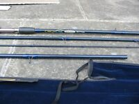 Float Rod Preston Carbonactive 15 to 17 foot with tube