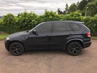 BMW X5 MSPORT 3.0D CARBON BLACK 7 SEATER