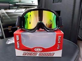 Motor Bike Goggles