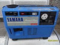 yamaha ef 600 generator