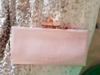 Pink ted baker purse