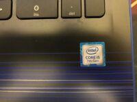 HP Blue Pavilion 7th Gen i5-7200 U, 1TB, 8GB RAM