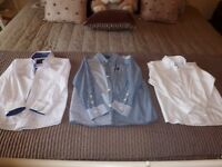 3 x BOYS LOVELY NEXT SHIRTS for 4 YEAR OLD