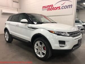 2015 Land Rover Range Rover Evoque One owner low kms clean Carpr