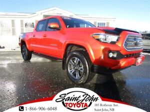 2016 Toyota Tacoma TRD V6 with Sunroof $284.72 BIWEEKLY!!!
