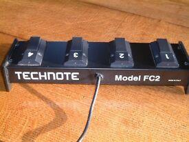 Technote FC-2 for Technics Keyboards 6000/6500/7000 Rare