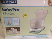 Baby 2 in 1 blender and steamer
