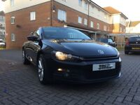 VW SCIROCCO 2.0TDI 2010 (10) FULL SERVICE HISTORY **M.O.T TIL OCTOBER 2018** not golf gti, r32