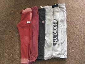 Boys joggers age 7-8 years