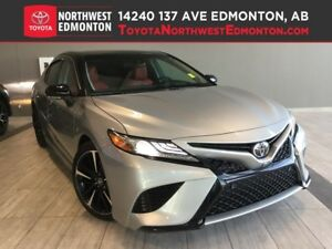 2018 Toyota Camry XSE V6 | 360 Cam | Leather | Pano Sun | Low KM