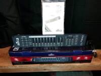 Chauvet Obey 10 dmx controller.