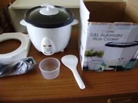Rice cooker, NEW, in original package