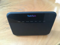 TalkTalk Wireless Router D-Link ADSL 2+ N150 DSL-3680/TT Modem