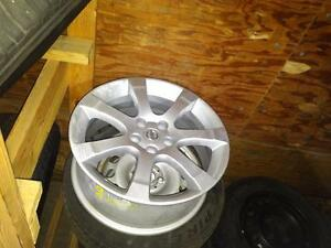 NISSAN MAXIMA 18 INCH BRAND NEW OEM ALLOY WHEELS ** REFINISHED ** LIKE NEW PAIR 2 ONLY NISSAN MAXIMA 2 RIMS 18 INCH