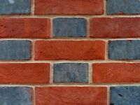 Blue Snap Header | Special Handmade Brick | Detailing | Border | Rustic Feature