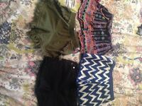 Bundle of girls clothes 7-10
