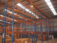 joblot redirack pallet racking AS NEW( storage , shelving )(1000 bays availabe)