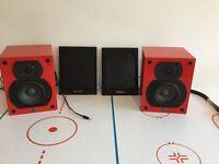 Wharfdale Active Diamond Speakers