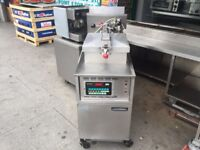 HENNY PENNY FASTRON COMPUTER MONITOR FRIED CHICKEN PRESSURE COOKER FRYER CATERING COMMERCIAL KITCHEN