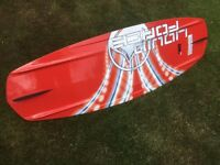 134 cm WAKEBOARD complete with bindings and carry case