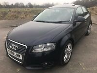 Fantastic Value And 2008 A3 Sport 2.0 TDI 3 Dr Hatch Jan 2018 MOT Sunroof Bluetooth Bose Sound